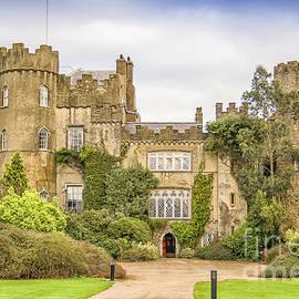 Malahide castle, Ireland by Patricia Hofmeester