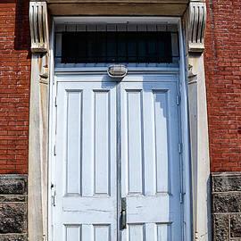 Bill Cannon - Male Primary School No 1 Door - Baltimore