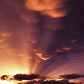 Jason Politte - Mammatus Sunset over Colorado
