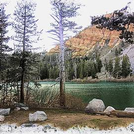 Mammoth Lakes by Kelly Schutz