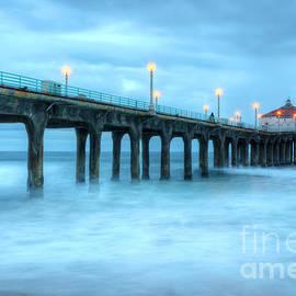 Bob Christopher - Manhattan Beach Pier California