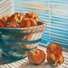 Many Blind Peaches by Jani Freimann