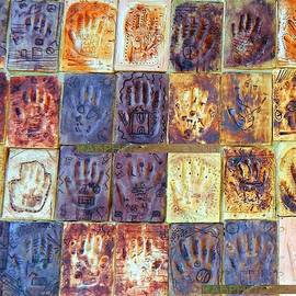 Many Hands  by Kathy Barney