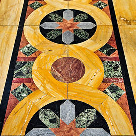 Elena Elisseeva - Marble floor in Orthodox church