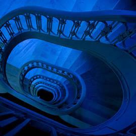 David Bowman - Marble Staircase