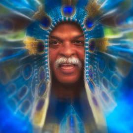 Jerry Fornarotto - Mardi Gras Indian