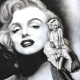 Steven Parker - Marilyn Monroe Mural