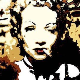Marlene Dietrich by Deena Athans