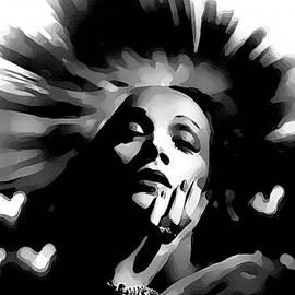 Marlene Dietrich by Maciek Froncisz