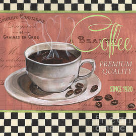 Marsala Coffee 1 by Debbie DeWitt