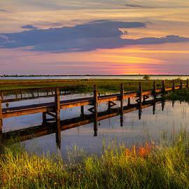 Marsh Harbor by Debra and Dave Vanderlaan