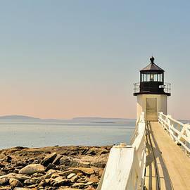 Marianne Campolongo - Marshall Point Lighthouse Maine