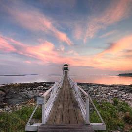 Lori Deiter - Marshall Point Sunset