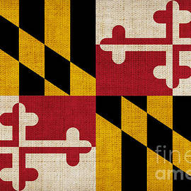Maryland state flag by Pixel Chimp