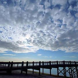 Massive Morning Sky by Karol Livote