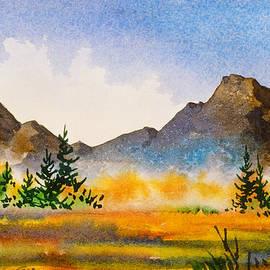 Matanuska Autumn by Teresa Ascone