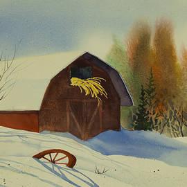 Teresa Ascone - Matanuska Valley Barn
