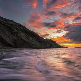 Hawaii  Fine Art Photography - Maui Black Sand