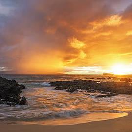 Hawaii  Fine Art Photography - Maui Sunset