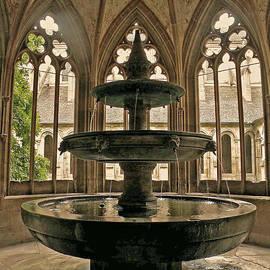 Jean Hall - Maulbronn Fountain