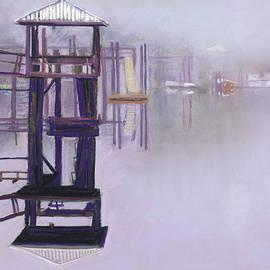David Randall - May River Fog
