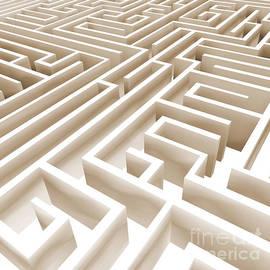 Stefano Senise - Maze
