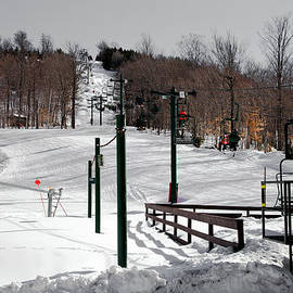 David Patterson - McCauley Mountain Ski Area VI- Old Forge New York