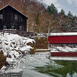 Marcia Colelli - McConnells Mill and Bridge