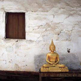 Meditation In Laos by Shaun Higson