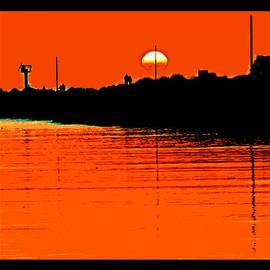 Joseph Coulombe - Mendocino Sunset