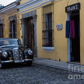 Mercedes in Antigua by Dan Hartford
