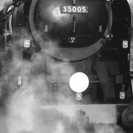 Ted Denyer - Merchant Navy Class