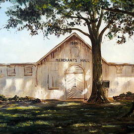 Lee Piper - Merchants Hall