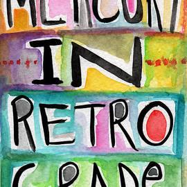 Linda Woods - Mercury In Retrograde