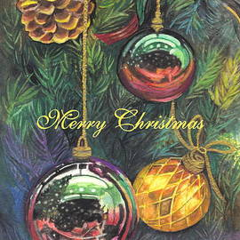 Carol Wisniewski - Merry Christmas Wishes