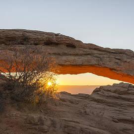 Mesa Arch Sunrise 3 - Canyonlands National Park - Moab Utah by Brian Harig