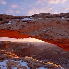 Mesa Glow by Emily Dickey