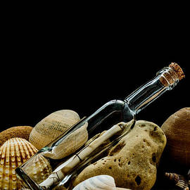 Message In A Bottle I by Marco Oliveira