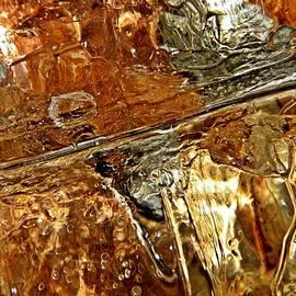 Chris Berry - Metallic Leaves Under Ice