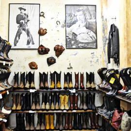 Sue Rosen - Mexican Boots