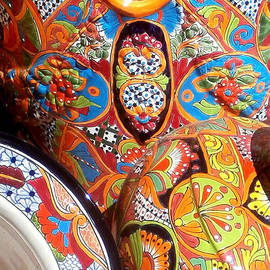 Karyn Robinson - Mexican Painted Pottery