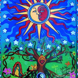 Mexican Retablos Prayer Board Small by Genevieve Esson