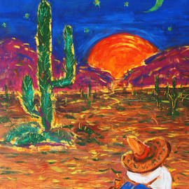 Xueling Zou - Mexico Impression III