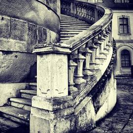 #mgmarts #architecture #castle #steps