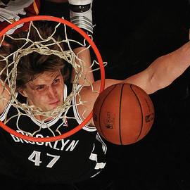 Miami Heat V Brooklyn Nets by Al Bello