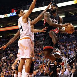 Miami Heat V Phoenix Suns by Christian Petersen