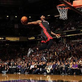 Miami Heat V Sacramento Kings by Ezra Shaw