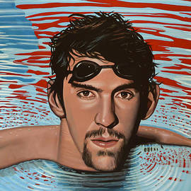 Paul Meijering - Michael Phelps