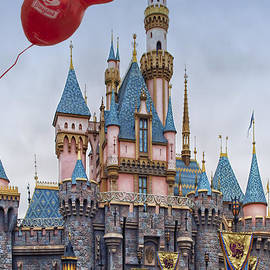 Thomas Woolworth - Mickey Mouse Balloon At Disneyland