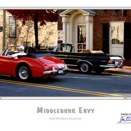 Middleburg Envy Poster by Joe Paradis